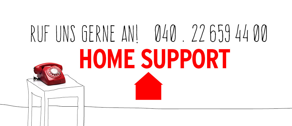 home support unterst tzung f r dein zuhause. Black Bedroom Furniture Sets. Home Design Ideas